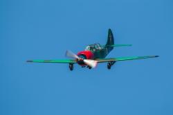 Простой пилотаж на Як-52