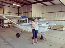 Cessna 182 Шевлино