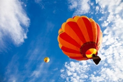 Воздушный шар (2 чел)