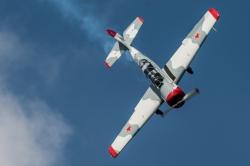 Высший пилотаж на Як 52