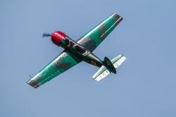 Сложный пилотаж на Як-52