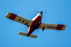 Сложный пилотаж на Zlin 142
